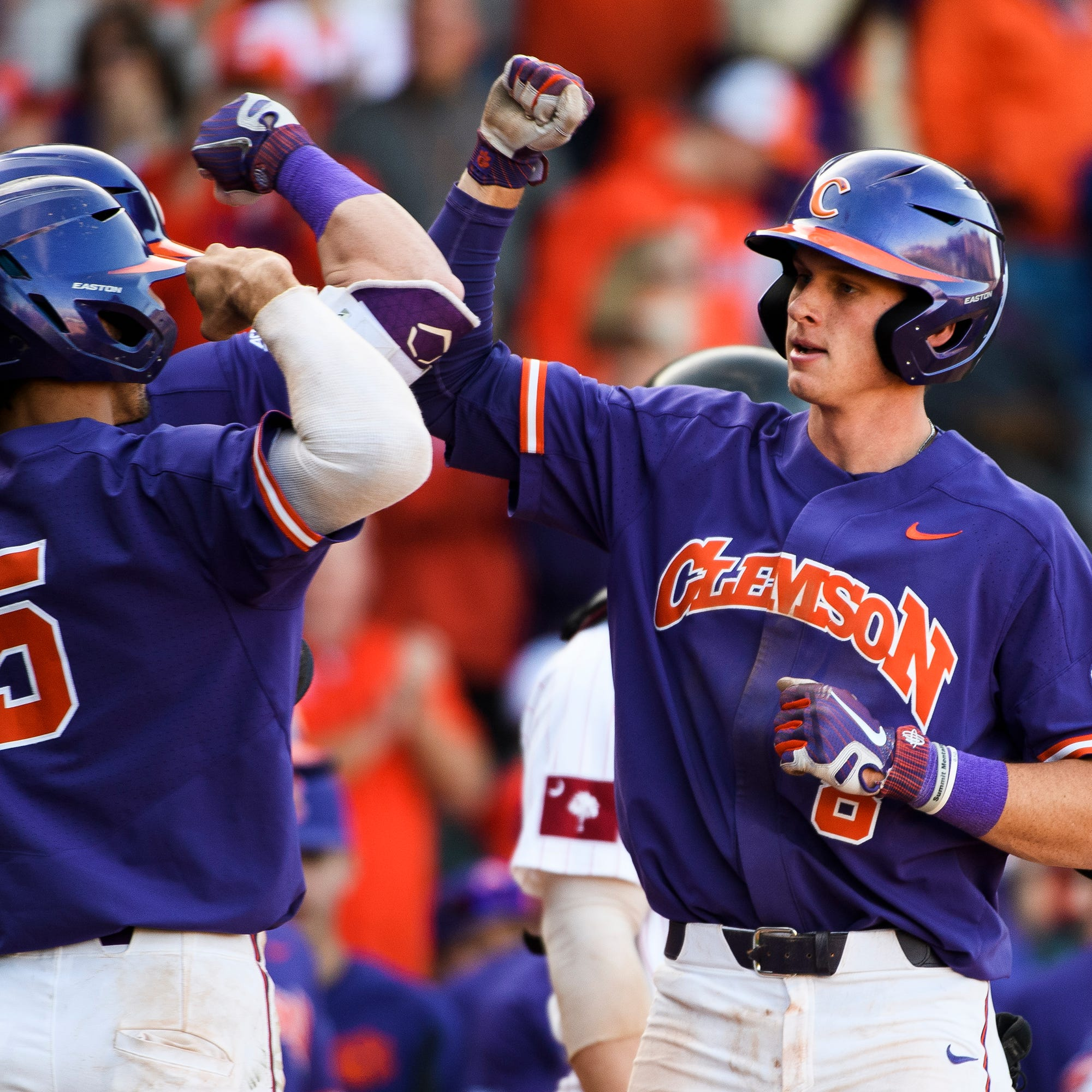 Clemson plays long ball again in Fluor Field victory against Gamecocks