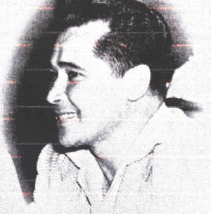 This undated photo shows a young Adolfo C. Sgambelluri.