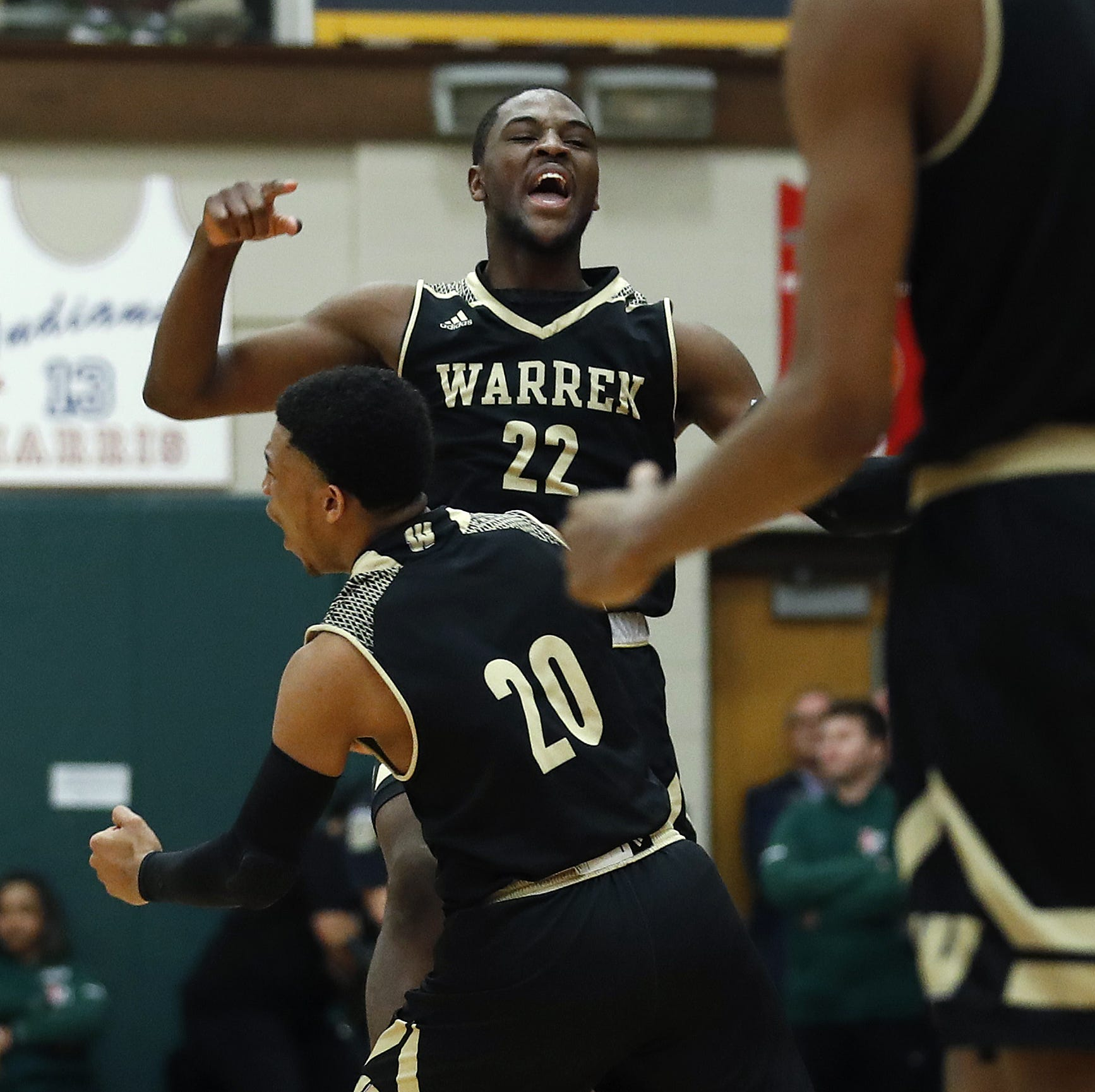 27-25? Yes, that's a basketball score, as defending state champ Warren Central escapes