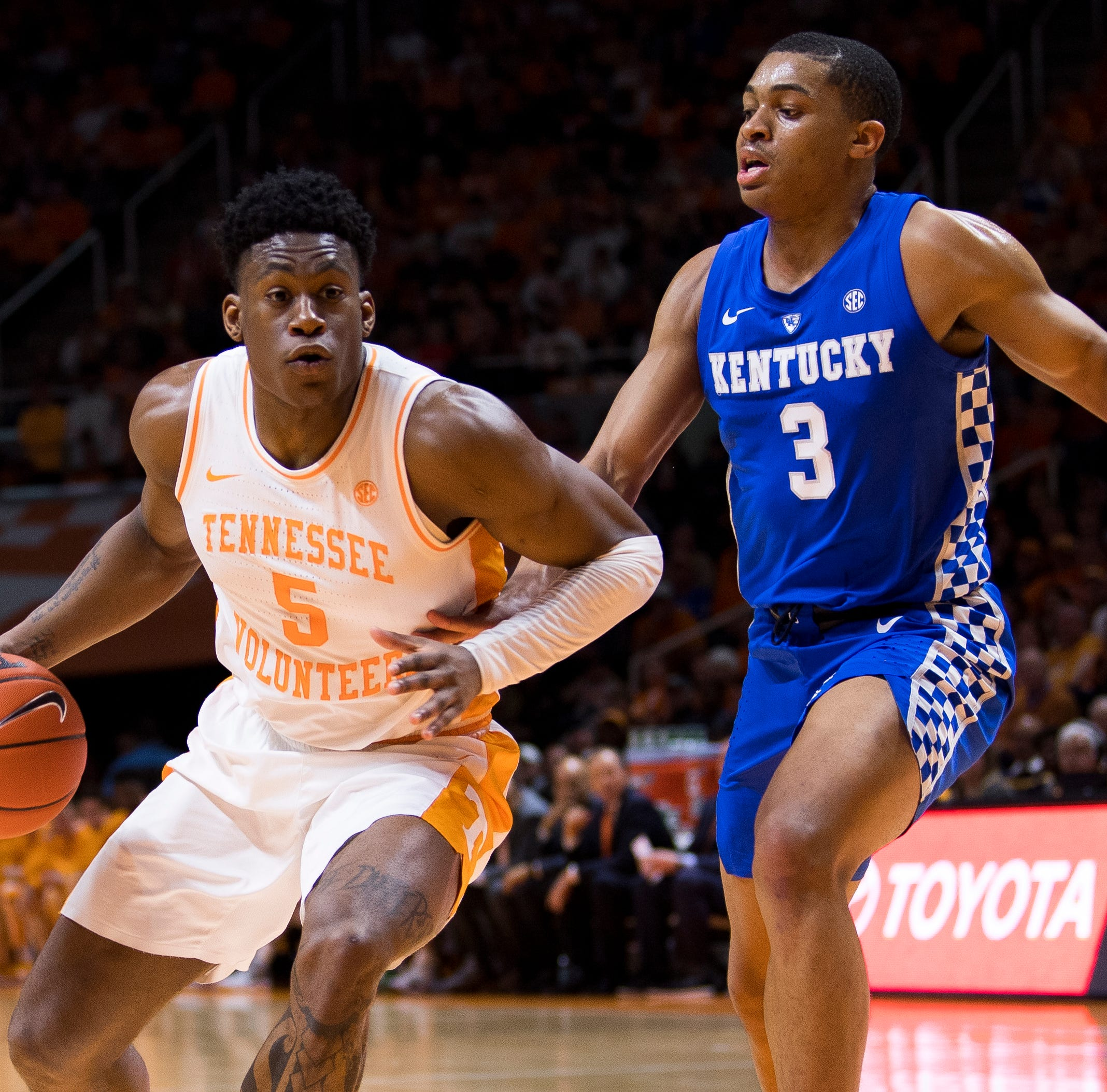 Can Tennessee basketball shake off 40-year curse, win SEC Tournament?