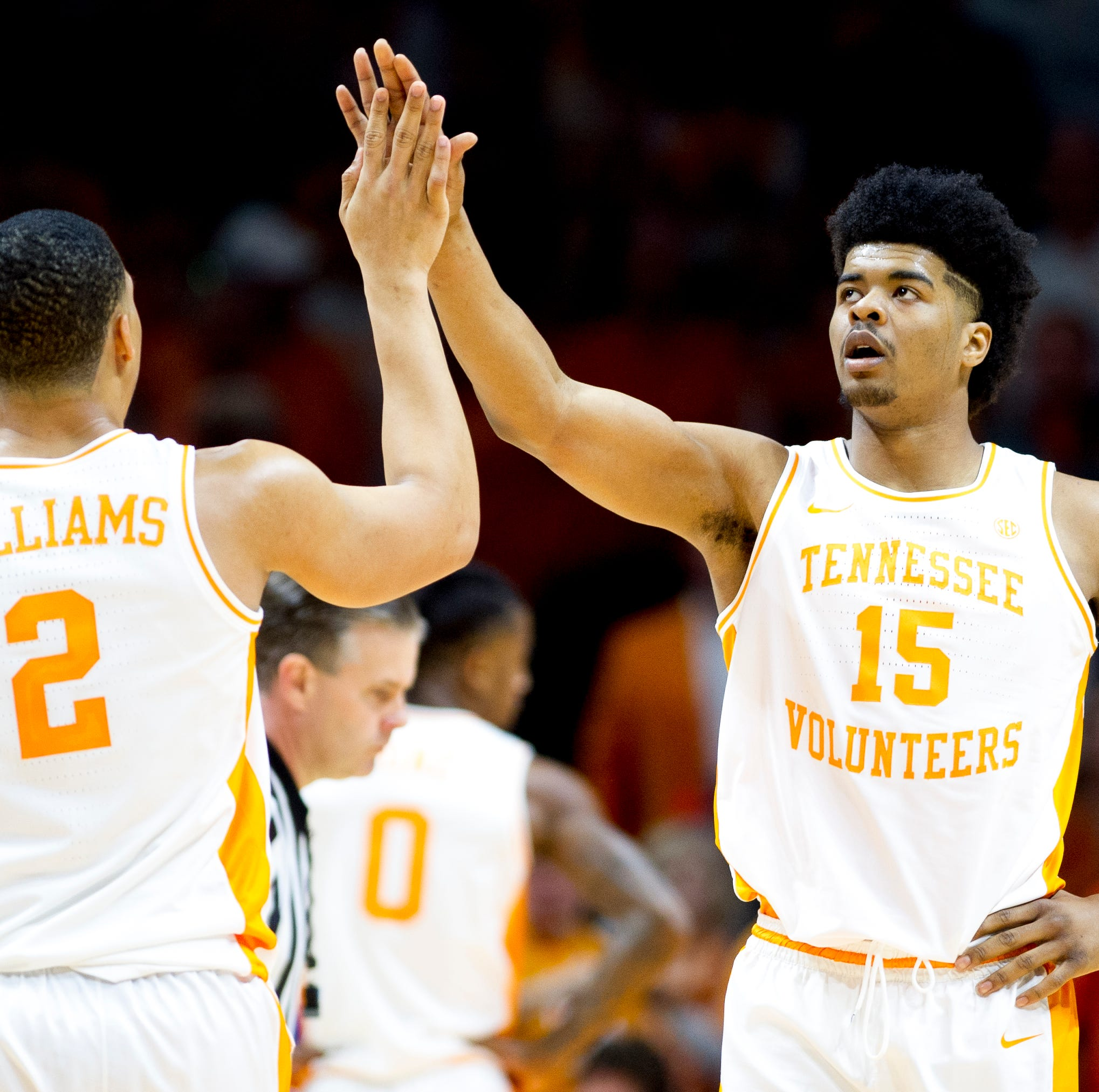 Tennessee Vols expect a 'sea of orange' at the SEC Tournament