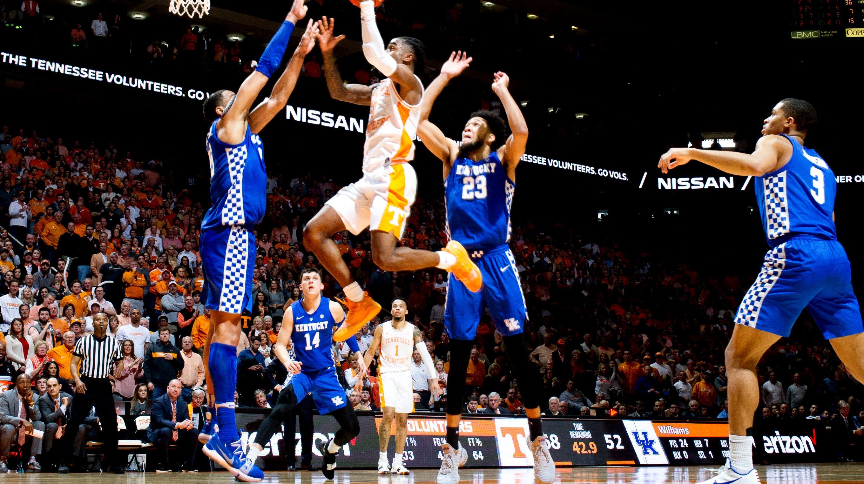 Uk Basketball 2019: Tennessee Vols Vs Kentucky In SEC Tournament: TV, Radio