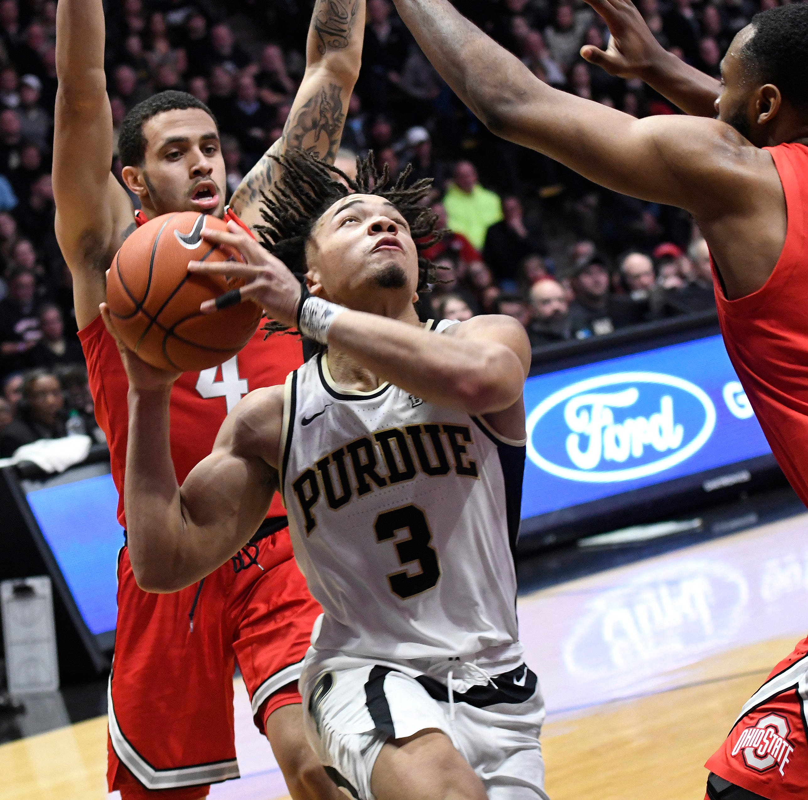 Scouting Purdue basketball vs. Old Dominion in NCAA tournament