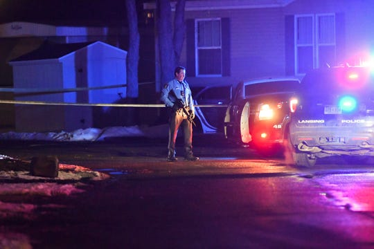 Police are on scene responding to an incident at Mill Pond Village in Lansing, just north of Willoughby and Aurelius.