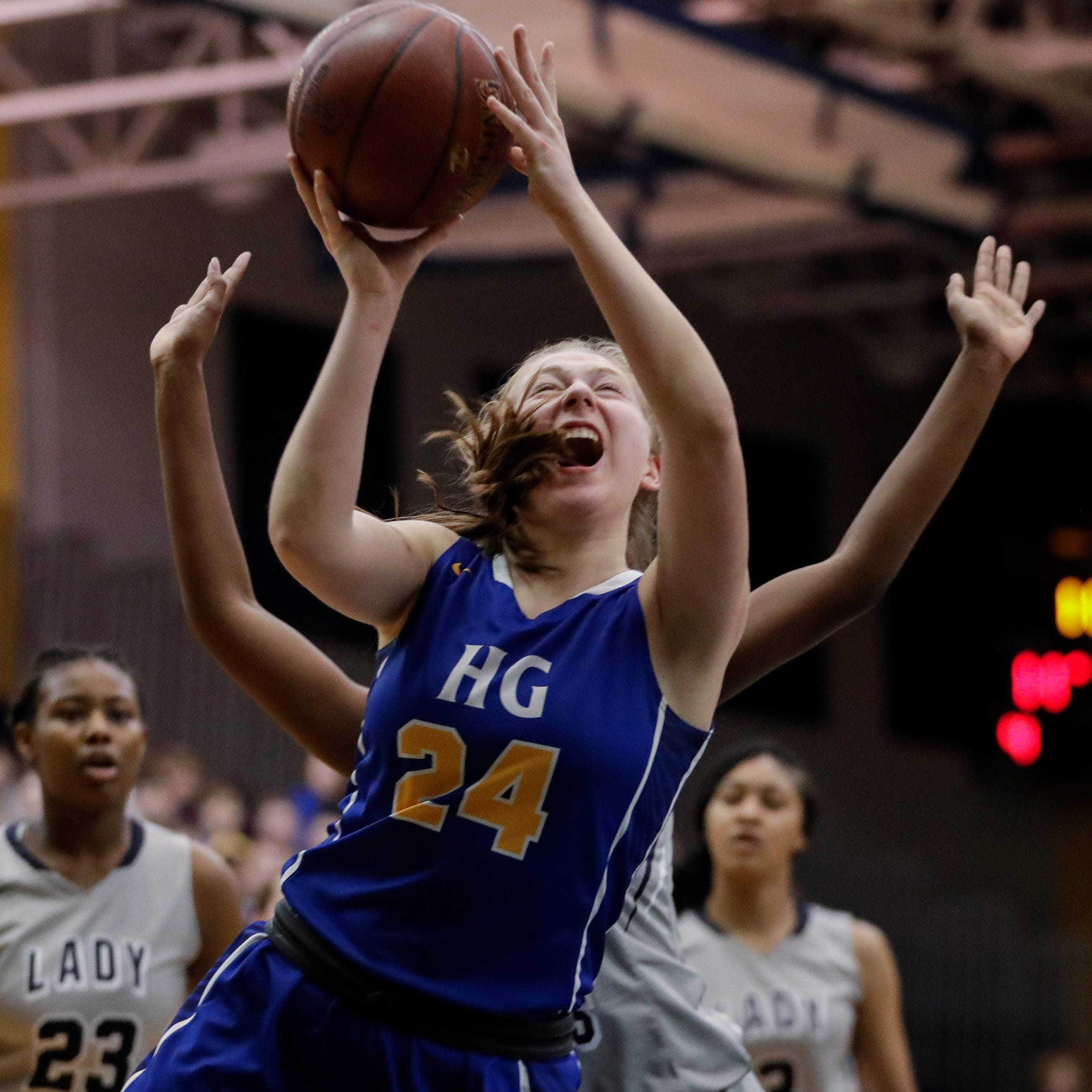 WIAA girls basketball: Howards Grove runs out of gas in sectional final loss