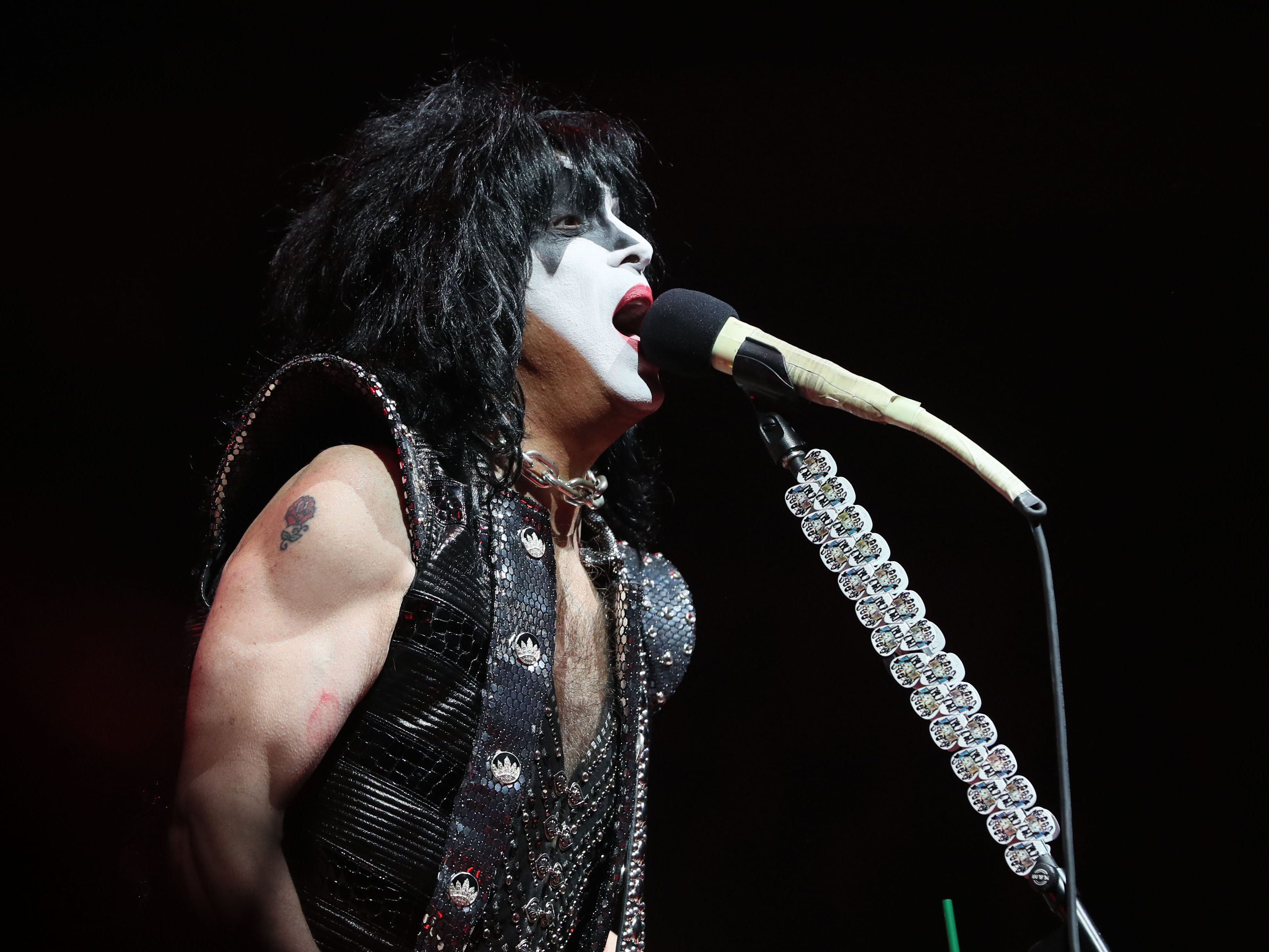 KISS performs March 1, 2019, at Fiserv Forum in Milwaukee.
