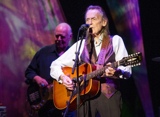 Superstar Gordon Lightfoot comes to the Saenger Theatre on Wednesday.