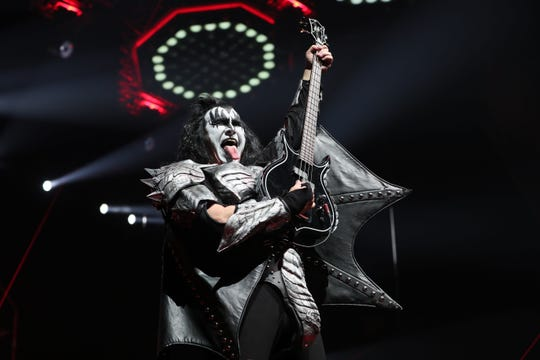 "KISS will bring their farewell tour to Milwaukee one more time as part of the ""final leg"" Sept. 15, with David Lee Roth opening."