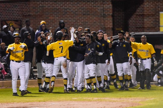 Grambling State hosted Texas Southern  for both teams SWAC opening series of the season at R.W.E. Jones Park.