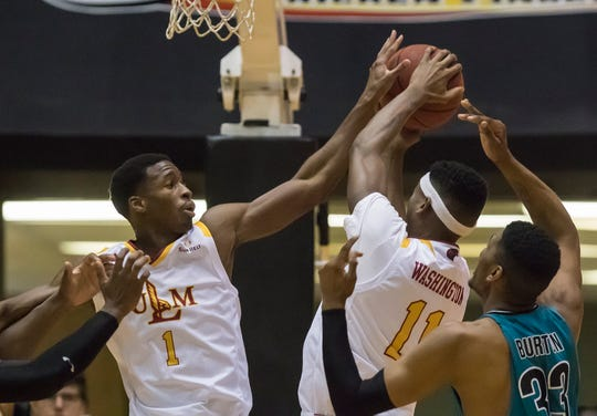 If ULM finishes in the Sun Belt's Top-6 and avoids opening the conference tournament at an on-campus site, it'll mean sweeping the final two games of the regular season at Arkansas State on Thursday and Little Rock on Saturday.