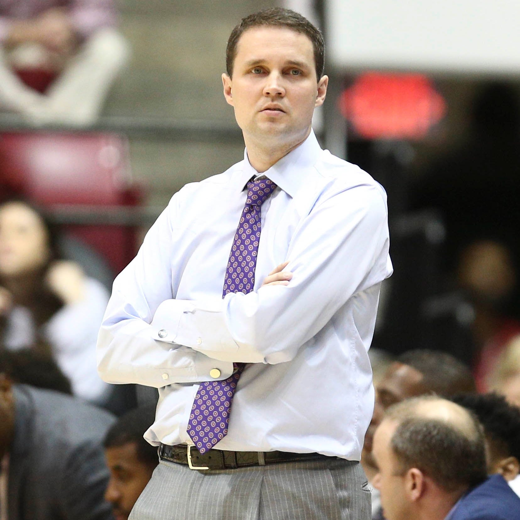 LSU basketball suspends Will Wade before his return to Nashville, and that's a start