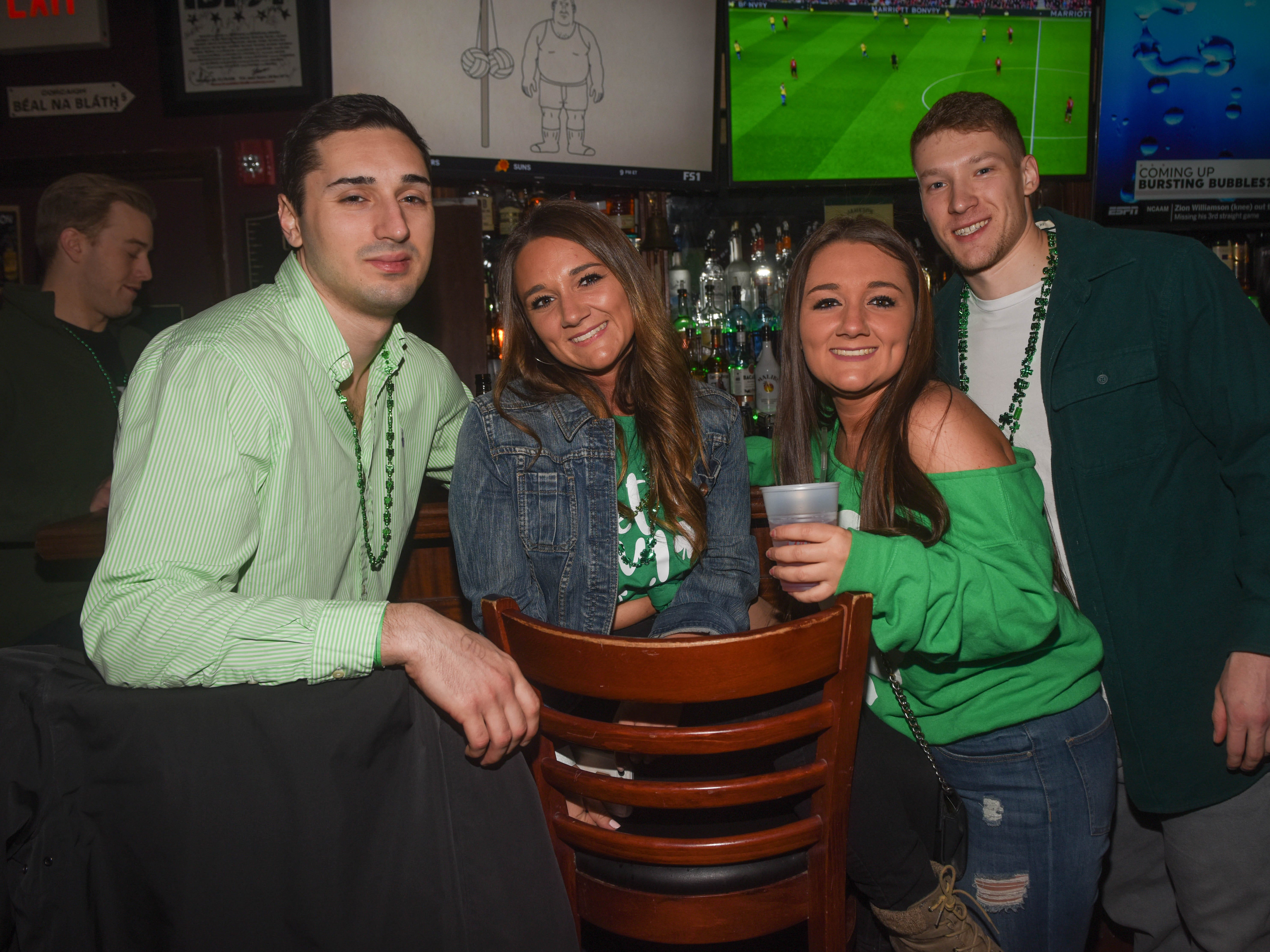 The annual LepreCon St Patrick's Day celebration in Hoboken. 03/02/2019