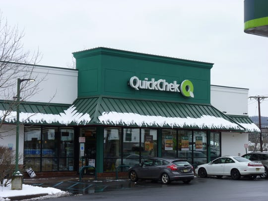 The QuickChek in Phillipsburg where the winning Mega Millions ticket, worth $273 million, was sold.