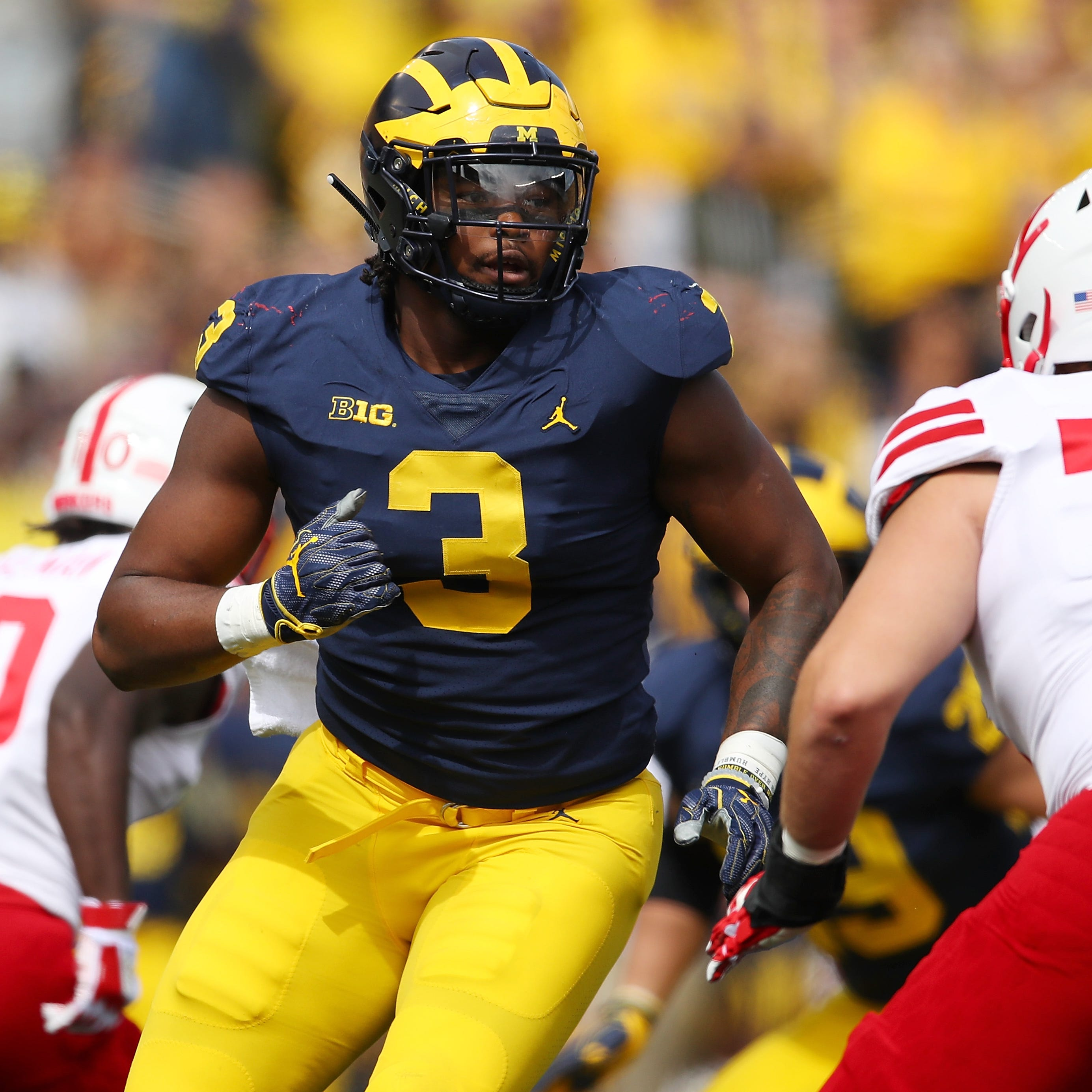 Packers' first-round edge rusher Rashan Gary possesses 'rare gifts'