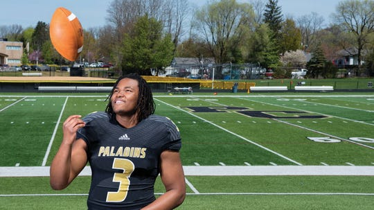 Rashan Gary played at Paramus Catholic High School
