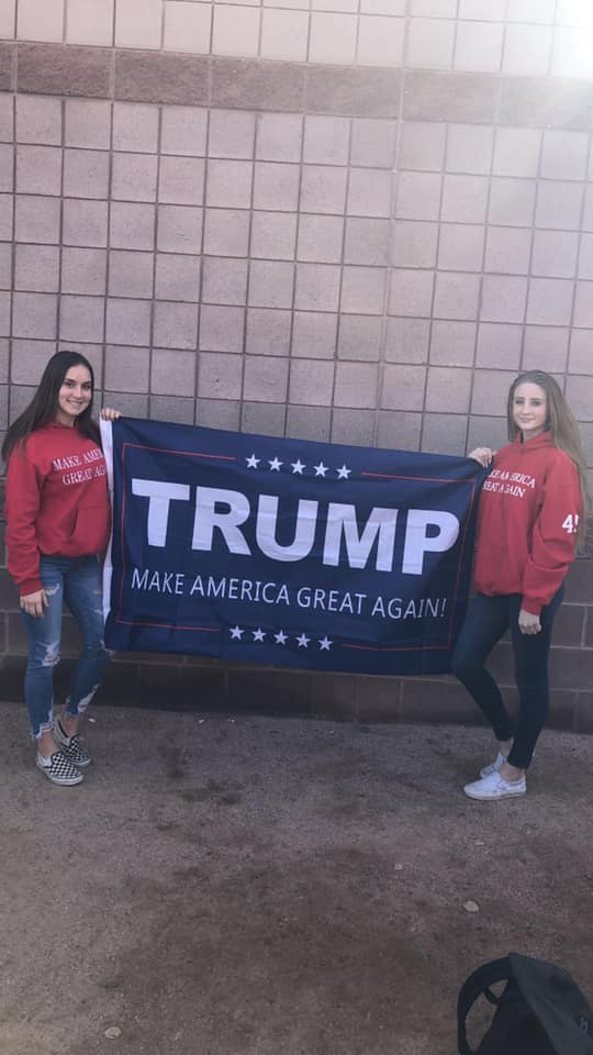 Did students in MAGA gear make high school unsafe? Or just uncomfortable?