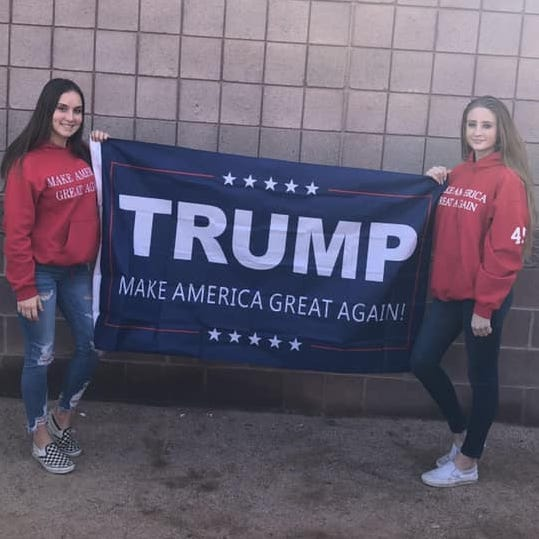 Perry High principal responds after controversy over MAGA gear, parent releases video