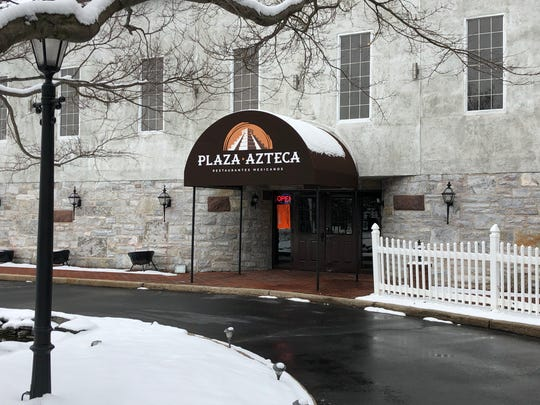 Mexican restaurant chain Plaza Azteca opened its latest location inside the former Lantern Lodge restaurant in Myerstown.