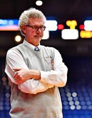Dallastown head coach Jay Rexroth. DISPATCH FILE PHOTO