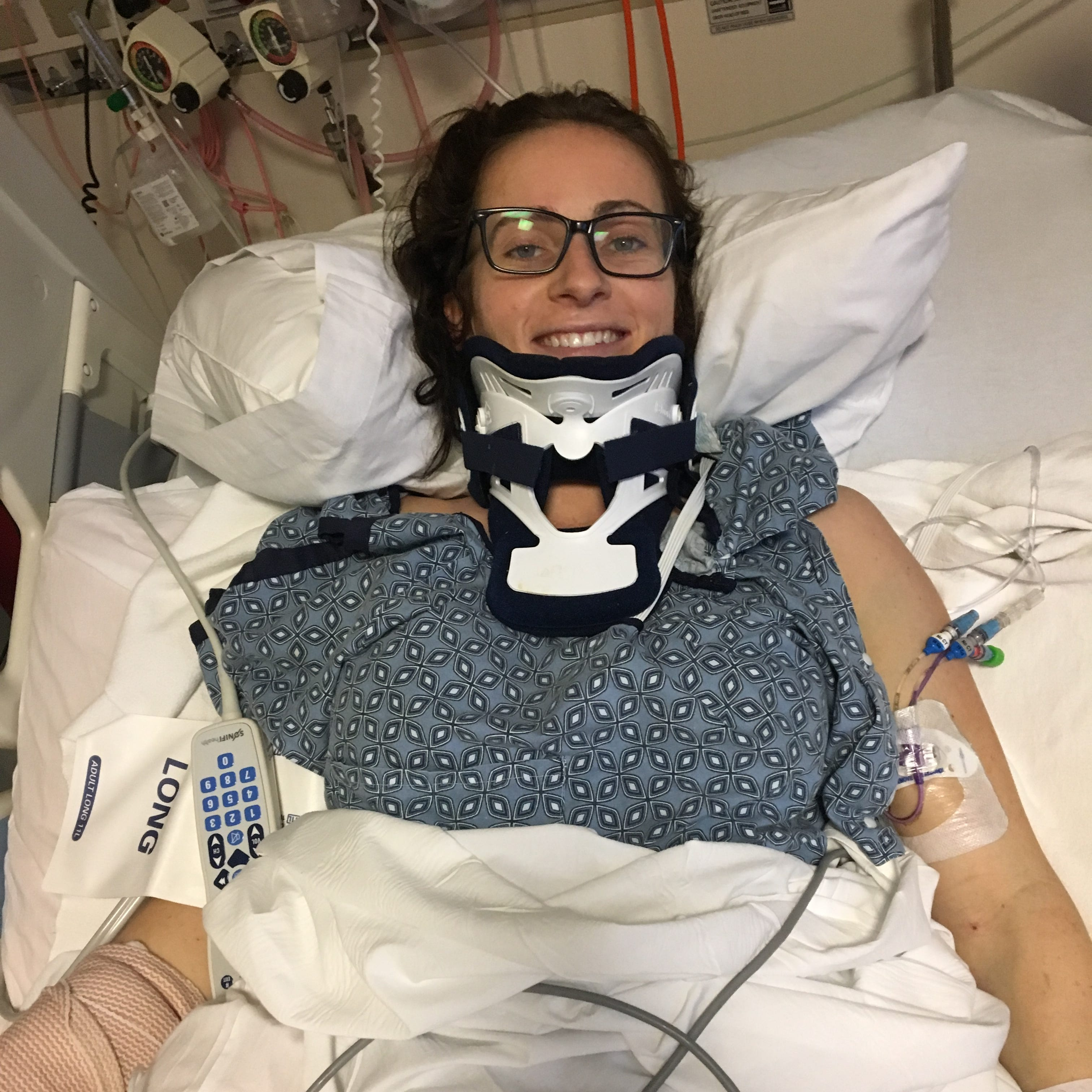 Hit by a drunk driver and left for dead: How Kelly Cass defied the odds