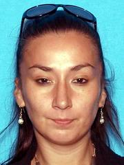 Skye Merriflorina McCovey Date of birth: Nov. 3, 1989 Vitals: 5 feet, 7 inches; 150 lbs.; brown hair/brown eyes Charge: Grand theft