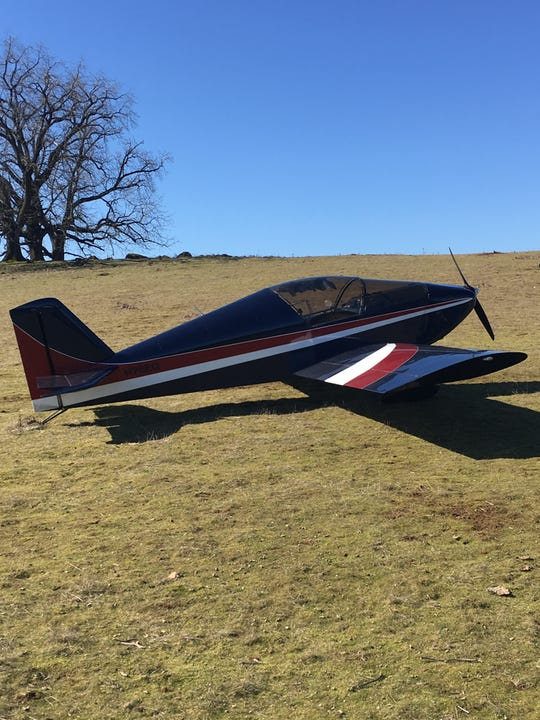 Mechanical issues forced a pilot to land in a field near Morning Star Church around 12:30 p.m. Saturday, March 2.