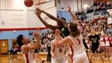 South Salem vs. West Linn boys basketball OSAA playoff game at South Salem High School on Friday, March 1, 2019.