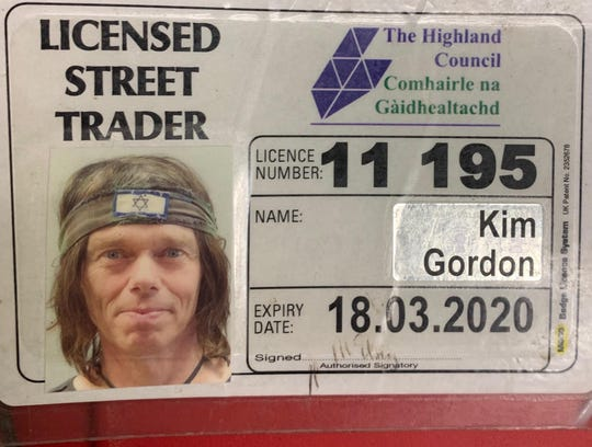 Kim Gordon is suspected of faking his own death in order to escape 24 charges of rape in his home country of Scotland.