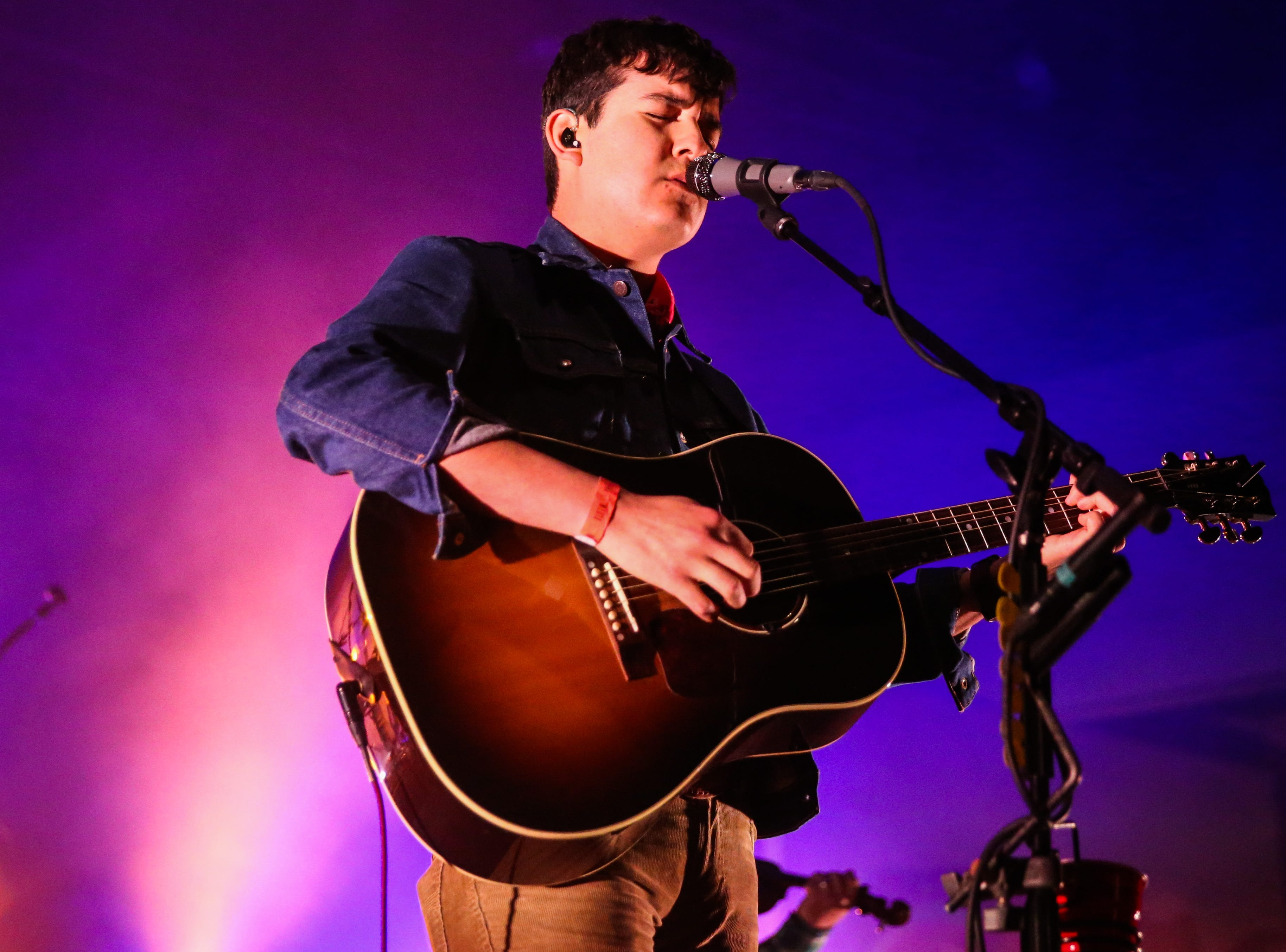 Flatland Cavalry performs during Wild West Fest Friday, March 1, 2019, at the Bill Aylor Sr. Memorial RiverStage.