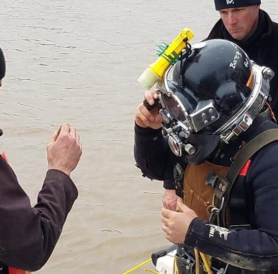 UPDATE: Plane recovered; pilot, passenger identified