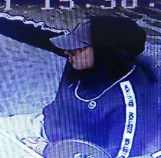 This man is suspected of stealing a $9,100 Rolex on Jan. 25, 2019, from the Jared Vault at 7051 S. Desert Blvd. in the Outlet Shoppes at El Paso on the West Side.
