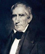 President William H. Harrison
