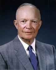 President Dwight D. Eisenhower