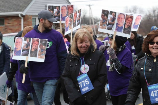 More than 3,000 people take part in the atTAcK Addiction 5k in New Castle. The annual event, which benefits atTAcK Addiction's efforts to assist people and families impacted by addiction, included tributes to those lost to opioid addiction as well as naloxone instruction and distribution.