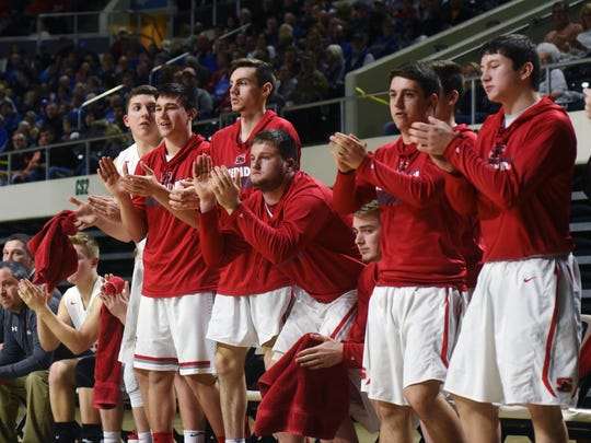 Sheridan won its first district semifinal title in 19 years with a 65-45 win against Waverly at Ohio University.