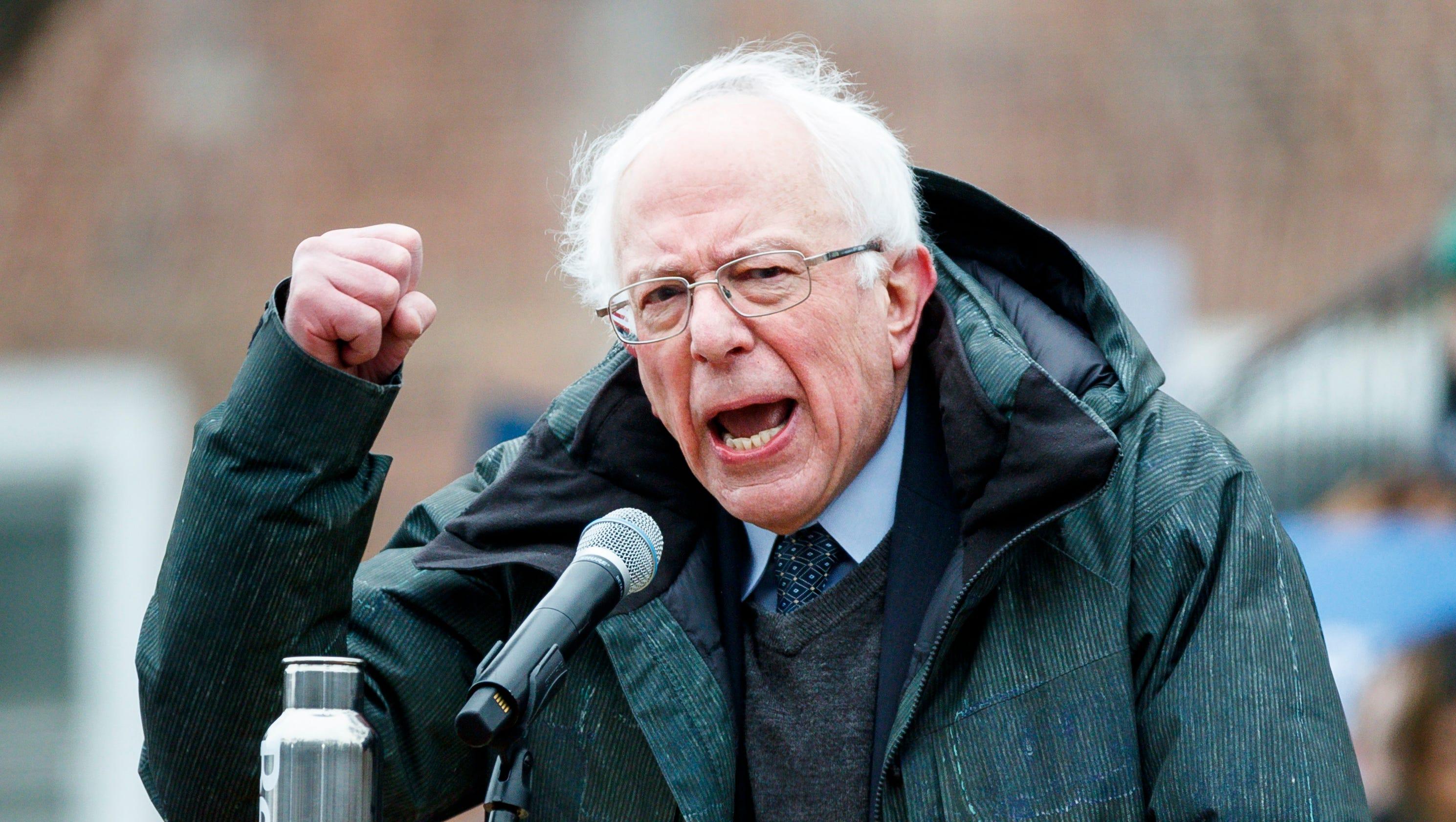 Sen. Bernie Sanders' presidential campaign workers vote to ...