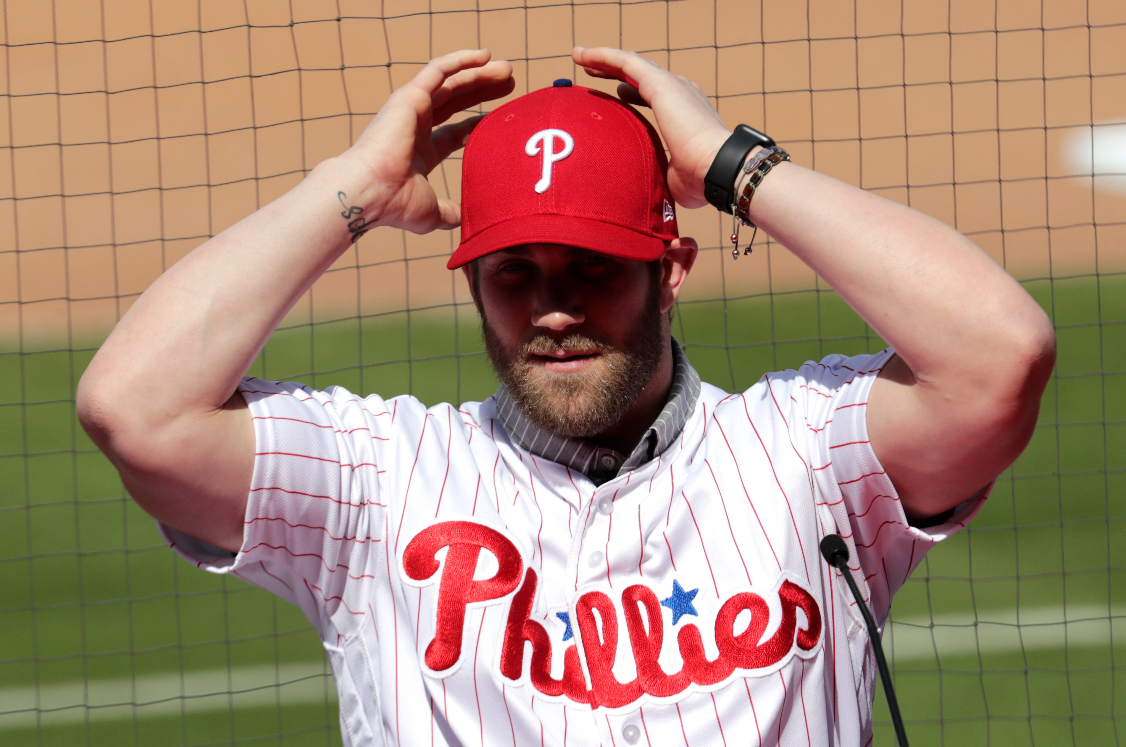 World Series or bust? Bryce Harper, Phillies set sky high expectations