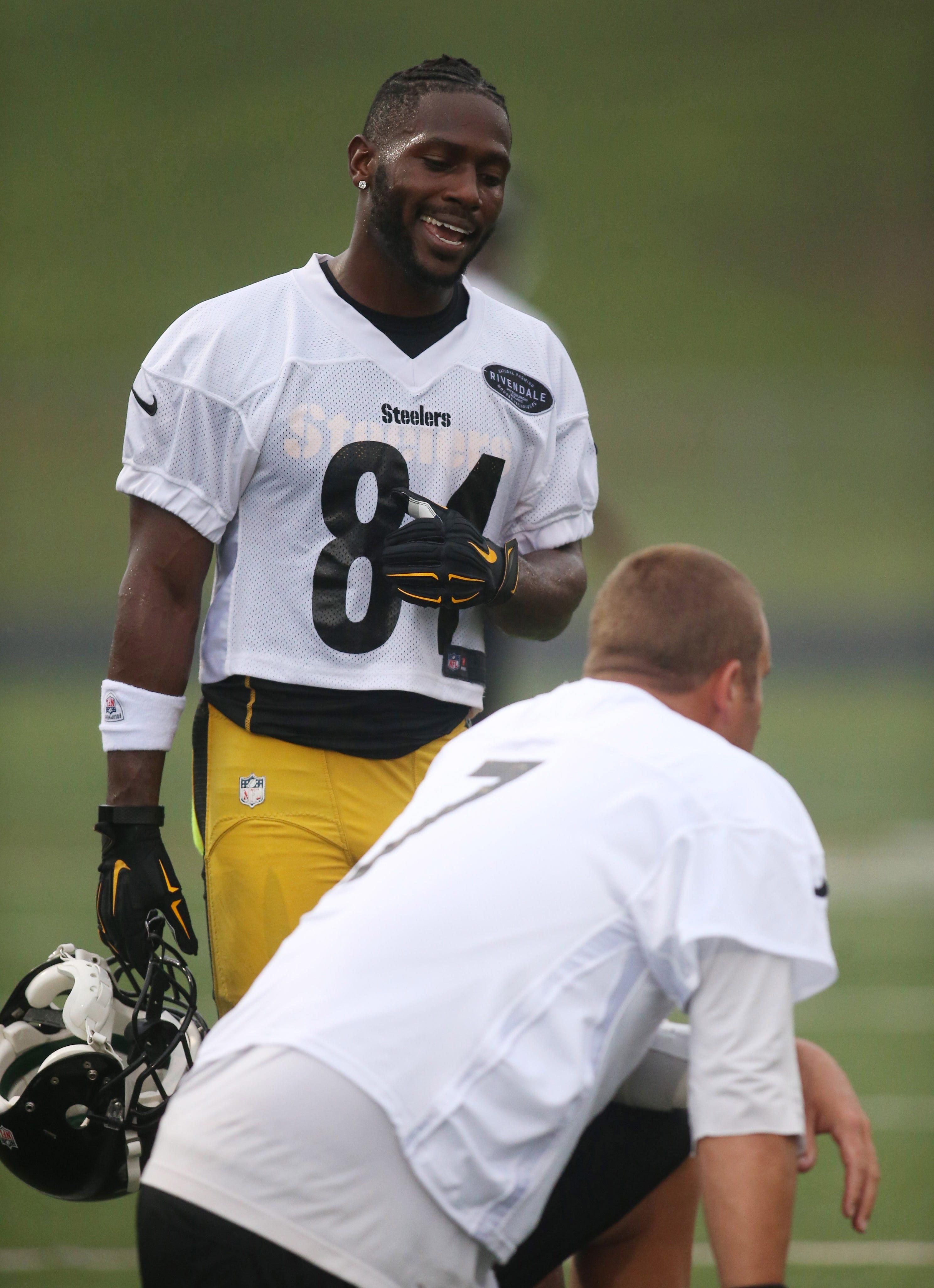 Steelers WR Antonio Brown rips QB Ben Roethlisberger on LeBron James' 'The Shop'