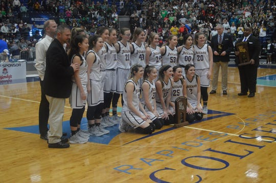 Anacoco is the Class B runner-up for the third straight year.