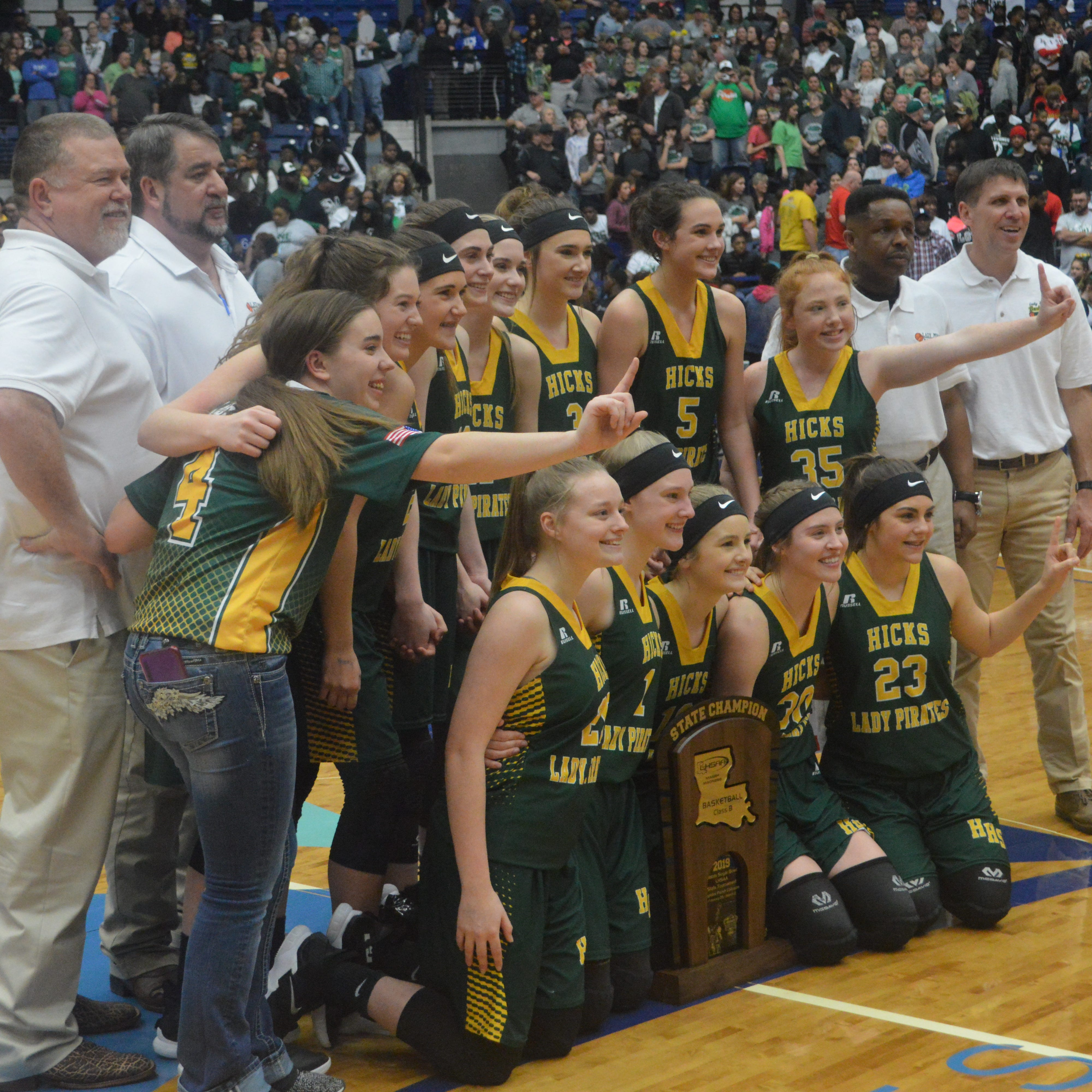 Sixth's time's the charm as Hicks defeats Anacoco for first title since 1997
