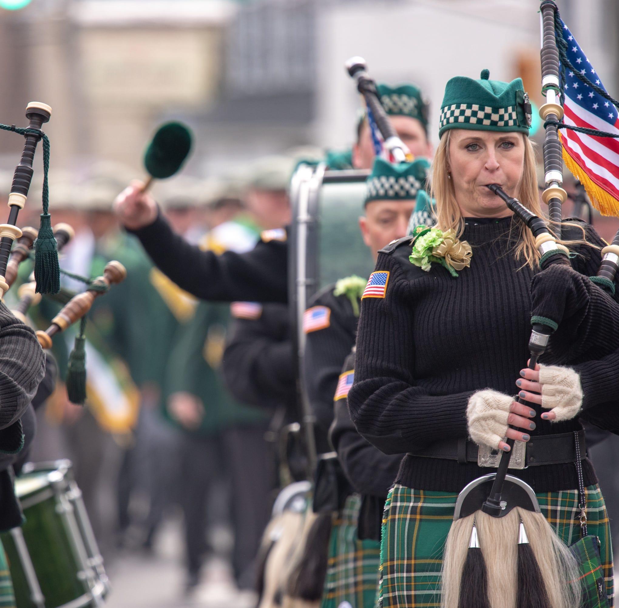 Belmar Lake Como St. Patrick's Day Parade marches despite impending snow storm