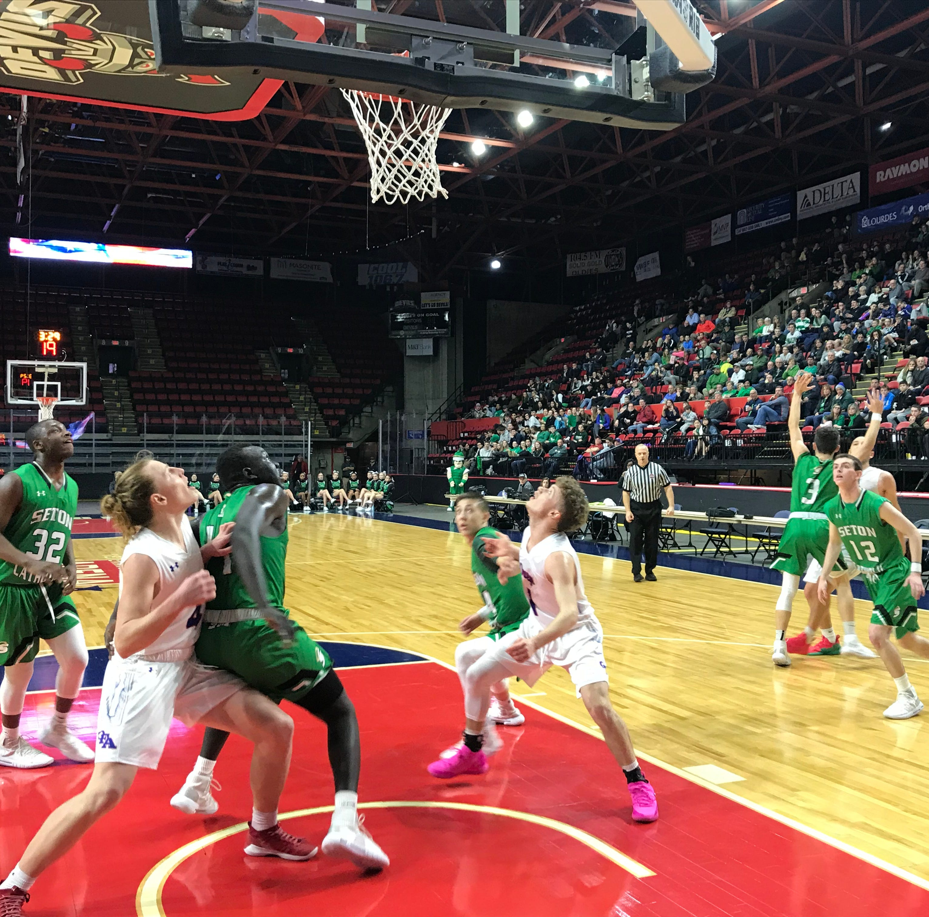 Section 4 basketball notebook: How Section 4 basketball championships were won and lost