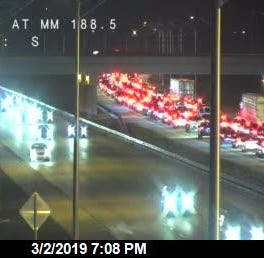 Traffic update: All lanes cleared on I-95 in Melbourne