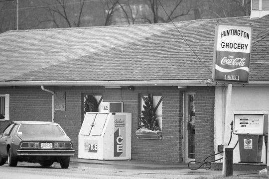 Huntington Grocery at Ohio 772 and Blain Highway.
