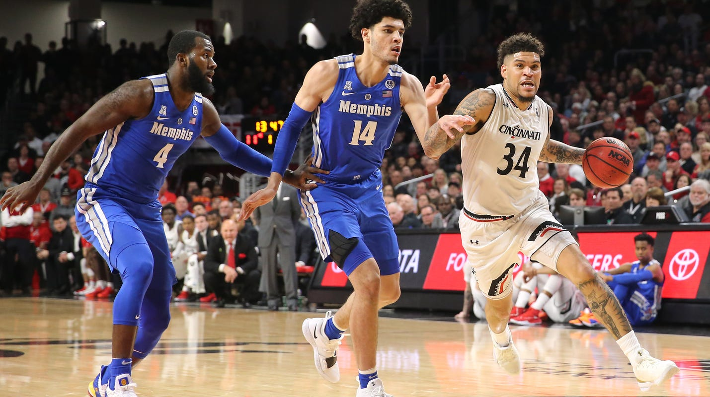 How to watch, listen and stream the Cincinnati Bearcats at No. 22 Memphis Tigers