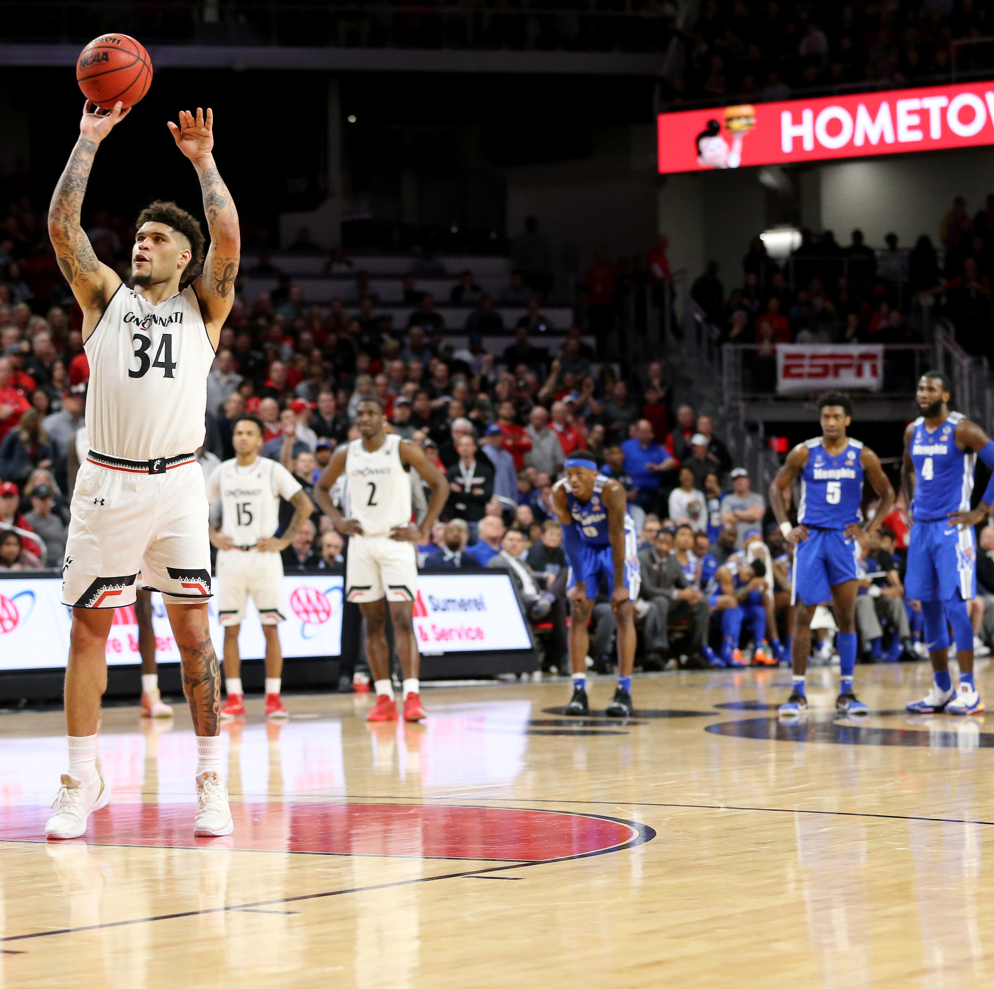 University of Cincinnati Bearcats rise to No. 19 in USA TODAY Coaches poll, 20 in AP poll