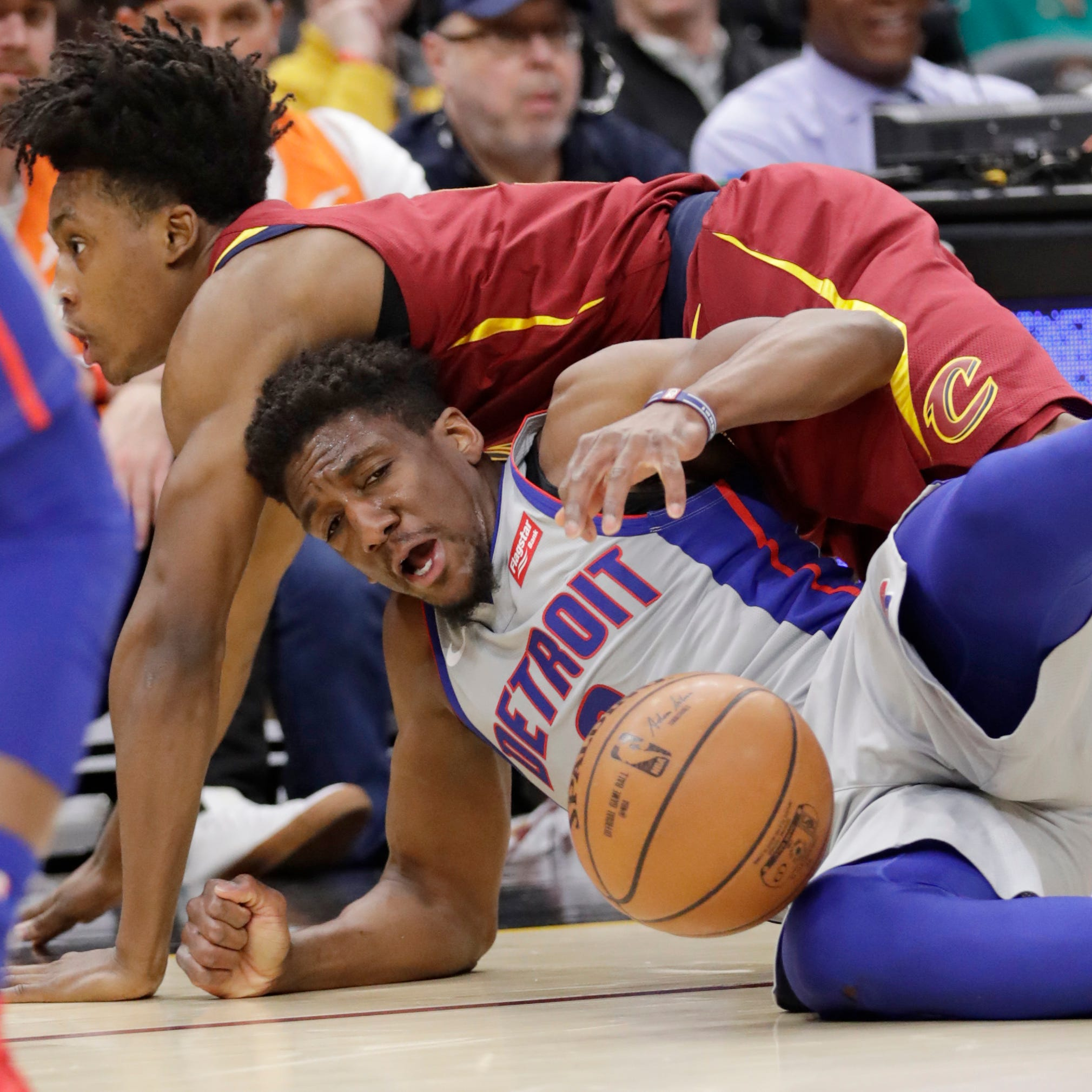 Pistons blow out Cavaliers in most lopsided win of the season