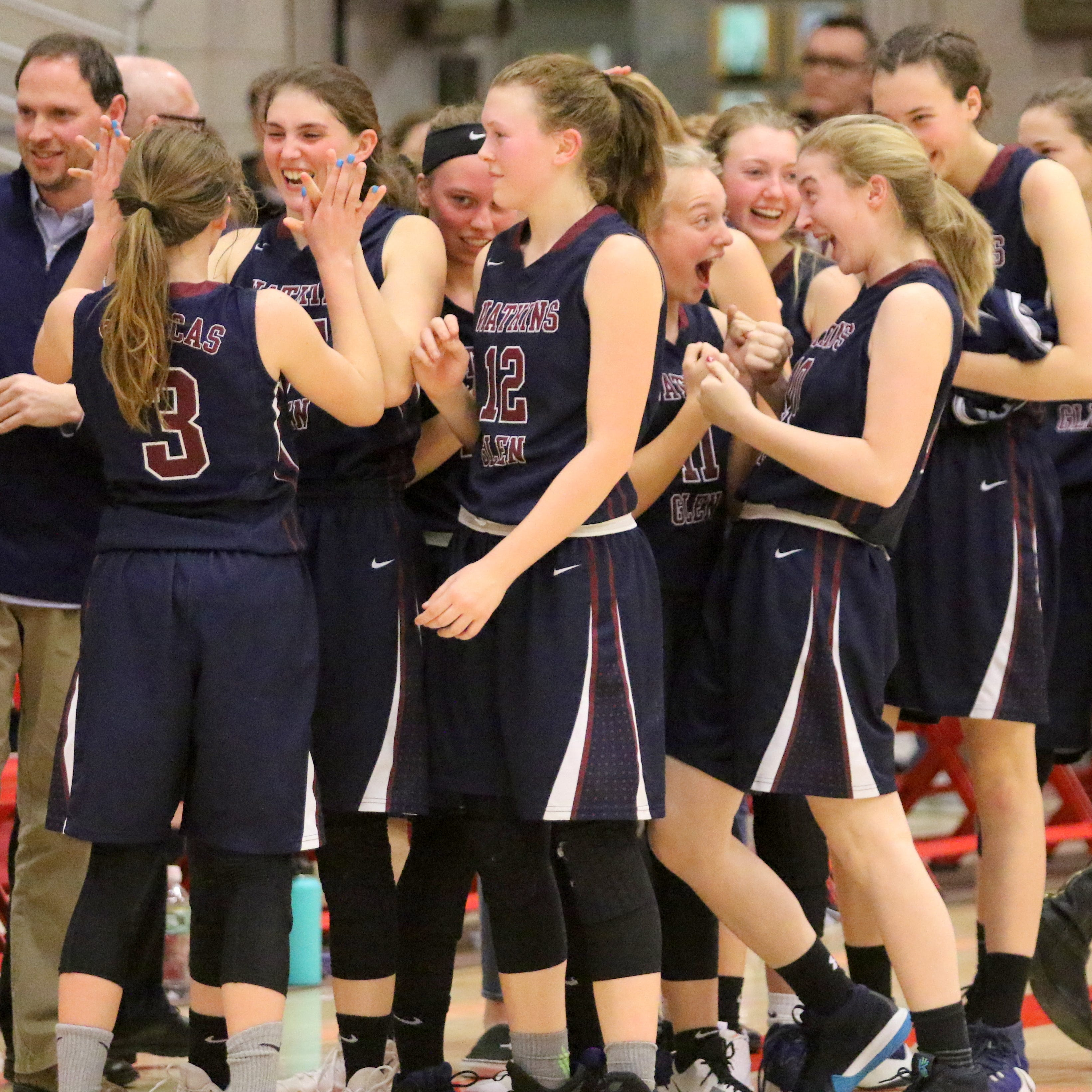 Watkins Glen girls basketball team's success built on hard work, trust