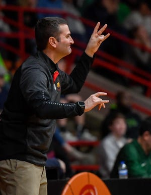 Kurt Wildeman has guided Mater Dei to a 9-1 record and a No. 5 ranking in Class 2A entering the Banterra Bank/SIAC Tournament.