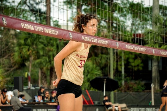 Florida State sophomore Madison Fitzpatrick has been an influential leader for the Seminoles both on and off the court this year.